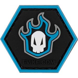 "Evike ""Operator Profile PVC Hex Patch Anime Series (Style: Reaper)"