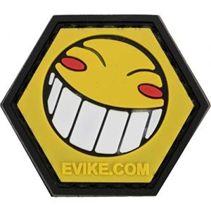 "Evike ""Operator Profile PVC Hex Patch Anime Series (Style: Ed)"