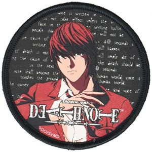 Death Note Light Patch Miniature Novelty Toys,,