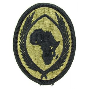 US Army Africa Command OCP Patch - Scorpion W2