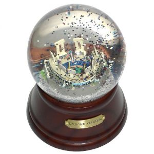 MLB Los Angeles Dodgers Stadium Los Angeles Dodgers Musical Globe