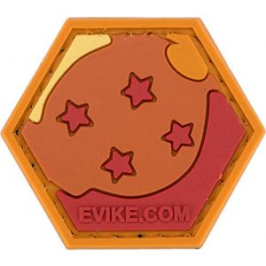 "Evike ""Operator Profile PVC Hex Patch Anime Series (Style: DragonHex)"