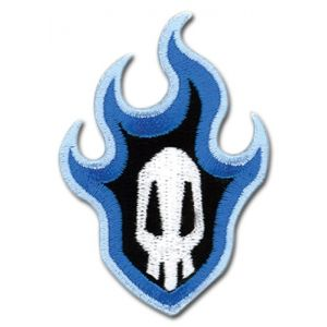 Bleach: Skull Logo Anime Patch
