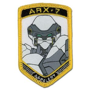 Full Metal Panic!: Arbalest Symbol Anime Patch