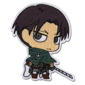 Attack on Titan Patch - SD Levi