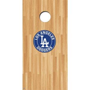 1stopFanShop New! Dodgers Cornhole Decals Vinyl Cornhole Board Decals