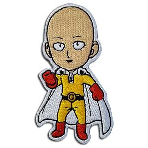 One Punch Man Saitama Patch