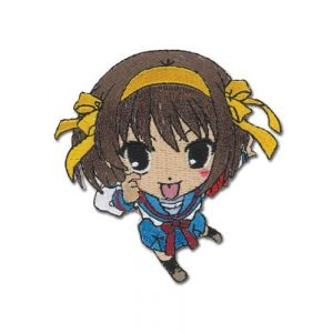 GE Animation Haruhi Patch Cool Anime Item