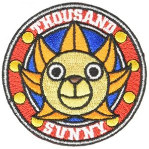 One Piece Sunny Patch Anime Patches