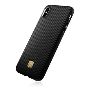 Ciel by CYRILL [La Manon Classy] Designed for Apple iPhone Xs - Black