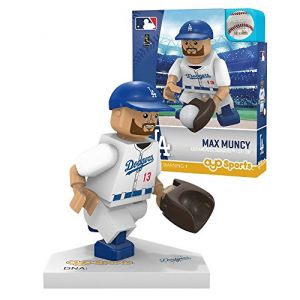 Max Muncy Los Angeles Dodgers OYO Sports Toys G5 Series 1 Minifigure