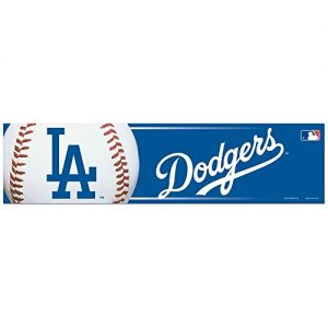 Dodgers Bumper Sticker