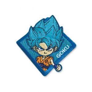 Dragonball Super: Ssgss Goku Patch Anime Patches