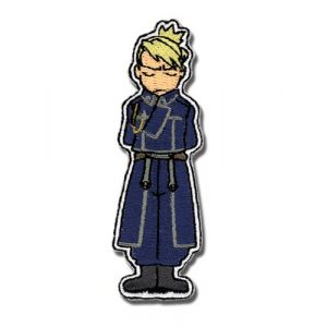 Fullmetal Alchemist Brotherhood - Riza Patch