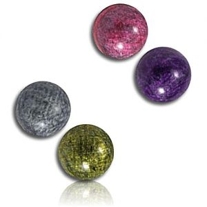 Custom & Unique {32mm} 2000 Bulk Pack, Mid-Size Super High Bouncy Balls, Made of Grade A+ Rebound Rubber w/ Clouded Metallic Swirled Twirled Cosmic Galaxy Planetary Shiny Sparkles Glitter (Multicolor)